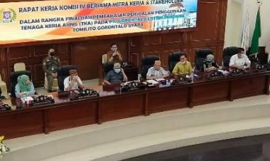 Soal TKA di PLTU, Deprov Warning PT.GLP Agar Transparan