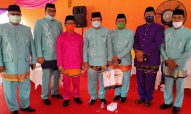 Pj Sekda Yakop Jusuf Musa Hadiri Pembukaan MTQ Tingkat Provinsi