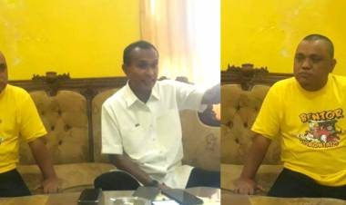 Konsolidasi Ke PK Dan PD, Cawabup Hendra Hemeto Ingatkan Perintah DPP Untuk Menangkan Pasangan Nelson-Hendra