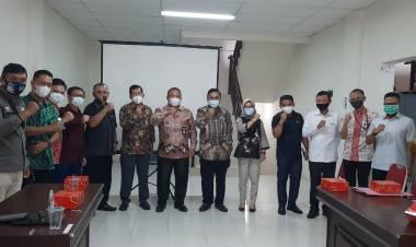 Komisi I: Tuntas Pembebasan Lahan, Kakanwil BPN Sulut Patut Jadi Acuan