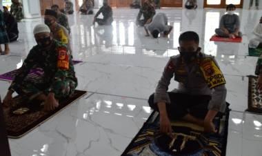 Danrem-Kapolda: Sinergitas dan Soliditas TNI-POLRI Harus Sampai Ketingkat Bawah