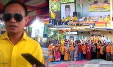 Cawabup Hendra Hemeto Perkuat Barisan, Irwan Dai : Ini Harus Dimenangkan