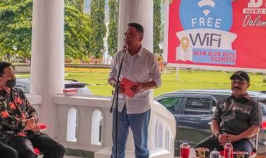 Wabup Anas Minta OPD Jalin Kerja sama Yang Baik Dengan Media