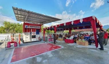 Pertamina MOR VII Sulawesi: 32 Desa Sudah Nikmati Pertashop