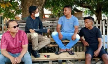 Pemuda Di Kecamatan Bilato Apresiasi Gerakan Millenial Rustam-Dicky