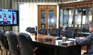Wagub Gorontalo : Covid -19 Berdampak Pada Ekonomi