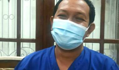 Ketua IDI Kabgor : Minta Masyarakat Untuk Tidak Buang Sembarang Limbah Masker Dan Benda Penyerta Usai Digunakan