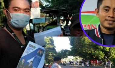 FlashMob Millenial Rustam-Dicky Viral, Jefri Polinggapo : Kami Tidak Akan Berhenti Bagi Kami Ini Spirit Perjuangan