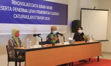 Darda Daraba  Apresiasi BPJS Kesehatan Cabang Gorontalo