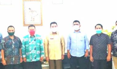 Aplikasi Sipardi Berhasil Dikembangkan, Pemda Kotamobagu Datangi Pemda Kabupaten Gorontalo
