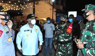 Operasi Perda Protokol Kesehatan Dipimpin Langsung Gubernur Gorontalo