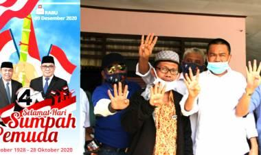 Memaknai Hari Sumpah Pemuda Ke-92, Dr. Rustam Hs. Akili : Pemuda Adalah Harapan Baru