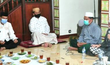 Maulid Nabi Muhammad SAW di Masjid Al-Muchlisin Terapkan Prokes