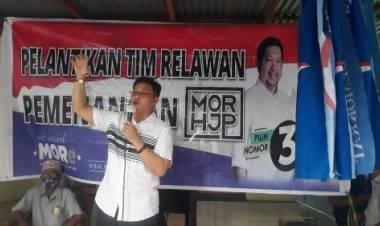 Komitmen Politik HJP, Kami Siap Majukan Kota Manado Lebih Baik