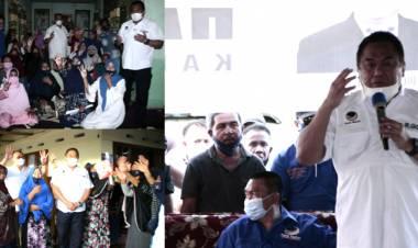 RACHMAT GOBEL : ALHAMDULILAH RA-DG MENDAPAT NOMOR 4 SUDAH SESUAI KRITERIA