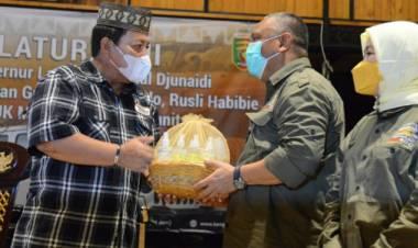Gubernur Rusli Habibie Ajak Investor Lampung ke Gorontalo