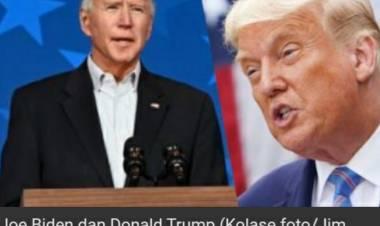 Capres PetahanaDonald Trump Kalah, Pemenang Joe Biden 306 Suara Elektoral