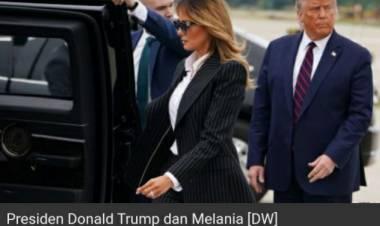 """""""Tertular Covid-19"""", 130 Anggota Pengamanan Presiden Donald Trump Dikarantina"""