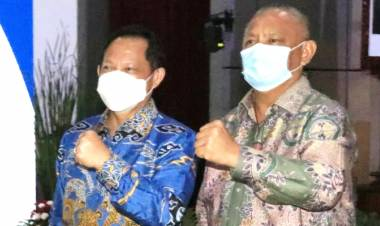 Gubernur Gorontalo Diapresiasi Mendagri