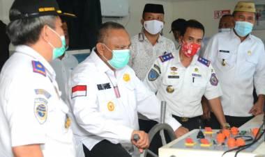 Kapal Tol Laut Segera Beroperasi, Gubernur Gorontalo : Terima Kasih Pak Presiden Jokowi