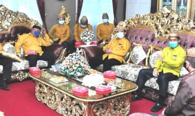 Wagub Gorontalo Ucapkan Selamat Pada Kafilah Meraih Prestasi MTQ di Padang