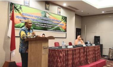 Buka pelatihan DWP, Anas : Dharma Wanita Persatuan Jaga Integritas