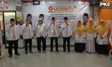 Adnan Entengo Kembali Pimpin PKS Gorontalo, Ini 8 Target Lima Tahun Kedepan