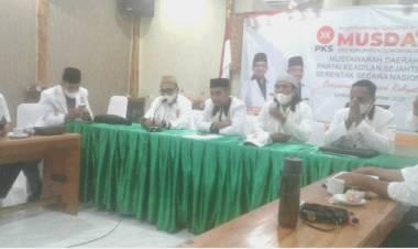 Nahkodai PKS Kabgor, MRB : Buka Peluang Non Muslim Jadi Kader PKS