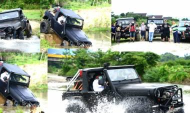 Gubernur Gorontalo Awali Tahun 2021 di Sungai Bulango