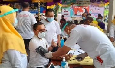 Suksesnya Vaksinasi Butuh Dukungan dan Sosialiasi Semua Pihak