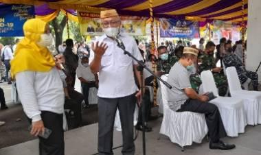 Yakinkan Warga Terhadap Vaksinasi, Sofyan: Aparat Desa/Kelurahan Perlu Disosialisasi Lebih Awal