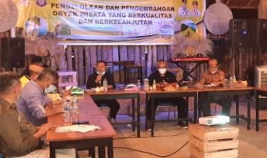 Deprov Siap Suport Pengembangan Wisata di Gorontalo Utara