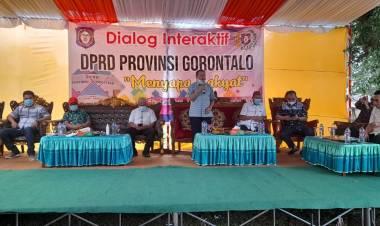 Kopi Lolango DPRD, GORR Bansos dan KPBU RSU Ainun Habibie Ditanya Warga