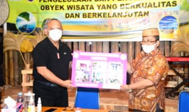 Gubernur Gorontalo : Minanga Dan Otajin Menjadi Satu Kesatuan Obyek Wisata Tak Terpisahkan