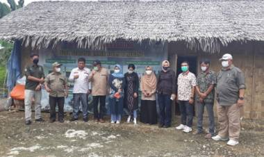 Monitoring Program Pemanfaatan Sumber Daya Hutan, Komisi II Kunjungi KPH Binaan
