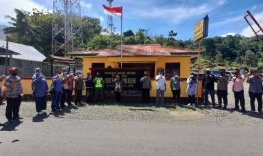 Wujudkan Kamtibmas, Komisi I Bangun Sinergitas Antara Wilayah perbatasan