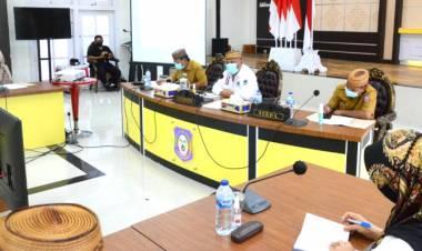 Gubernur Gorontalo : Pelantikan Tidak Boleh Ada Perayaan