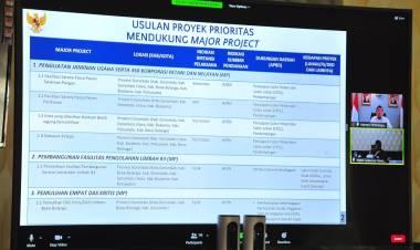 Usulan Program Pemprov Gorontalo Diterima Menteri PPN/Kepala Bappenas