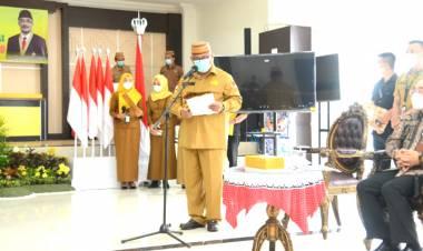 Aplikasi dalam Membantu Layanan ASN Diluncurkan Gubernur Gorontalo