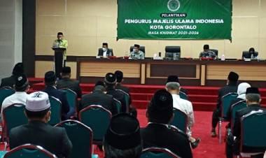 Walikota: Petuah, Nasehat, dan Fatwa MUI Sangat Penting Bagi Umat Islam