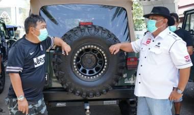 Bupati Mitra : Gubernur Gorontalo Menyalurkan Hobinya, Tapi Memberi Manfaat Pada Rakyatnya
