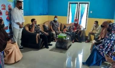 Monitoring Kampung Tangguh, Komisi I Kunjungi Desa Monano