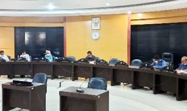 Komisi I Dorong Revisi OPD