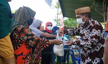 Pemprov Gorontalo Gelar Pasar Murah Jelang Ramadan