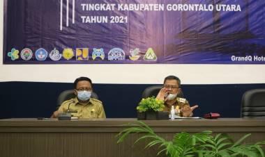 Bupati Indra Yasin : Targetkan 2022 Jamban di Gorut Capai 100 %
