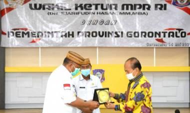 Gubernur Gorontalo : Sangat Setuju Dihidupkan Kembali GBHN