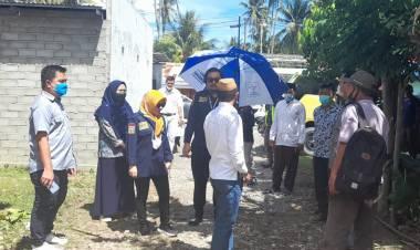 Komisi 3 Monitoring Pelaksanaan Program Pisew di Desa Botutonuo