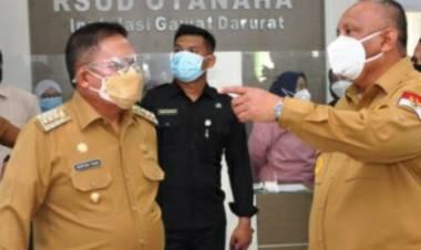 """""""Rumah Sakit Nyaris Penuh"""", PPKM Kota Gorontalo Naik Level 4"""