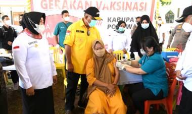 Pemkab Pohuwato Mendapat Apresiasi Gubernur Gorontalo