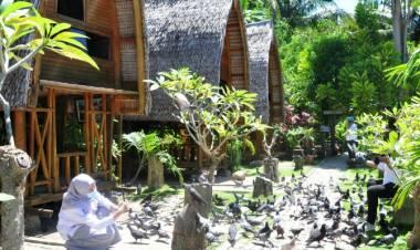 Wagub Gorontalo Meninjau Tiga Destinasi Desa Bongo